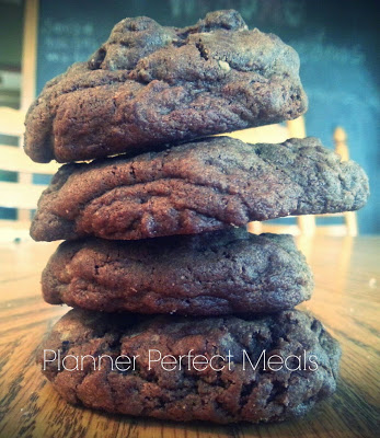 Monster, chocolate, chocolate chunk, cookies