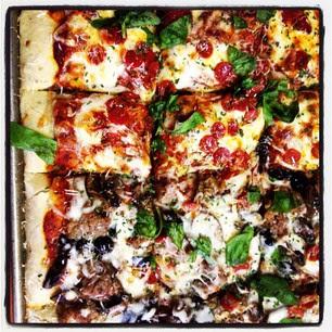 Pizza Focaccia