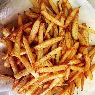 Incredible Homemade Fries