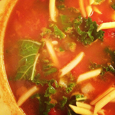 Holiday Winter Soup