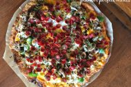 the best low carb pizza crust EVER!