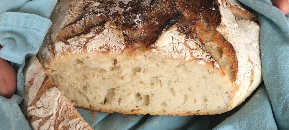 Rustic Artisanal Bread