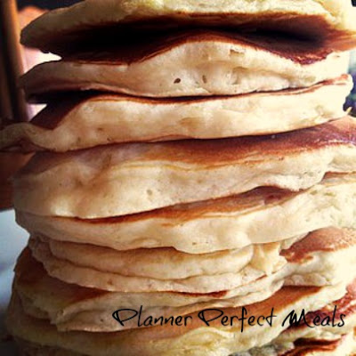 the best pancakes, ever!