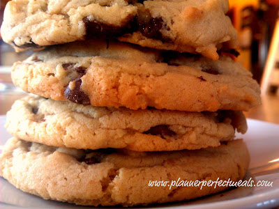 A Secret Winning Chocolate Chip Cookie