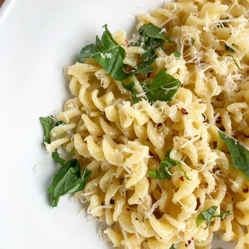 Naked Spaghetti
