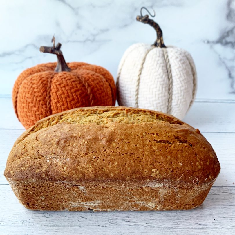 amazing pumpkin bread