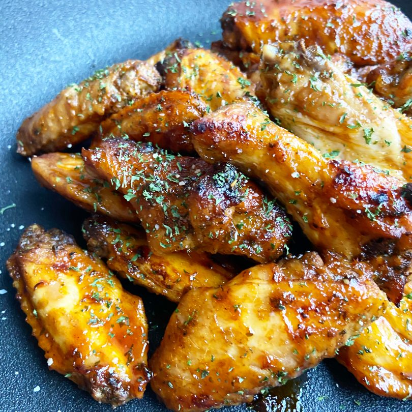 The Best Slow Cooker Hot Wings